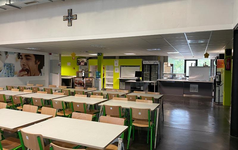 Olvc Campus Bevegem Schoolrestaurant